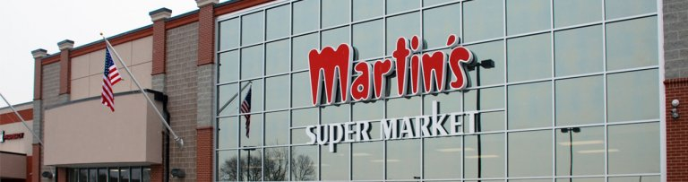 martin s super markets donuts to dollars program
