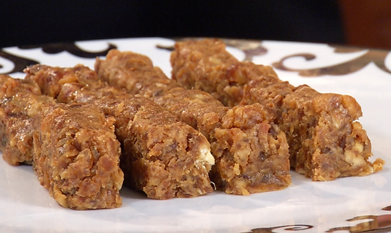 Kids Cook: Chewy Bars