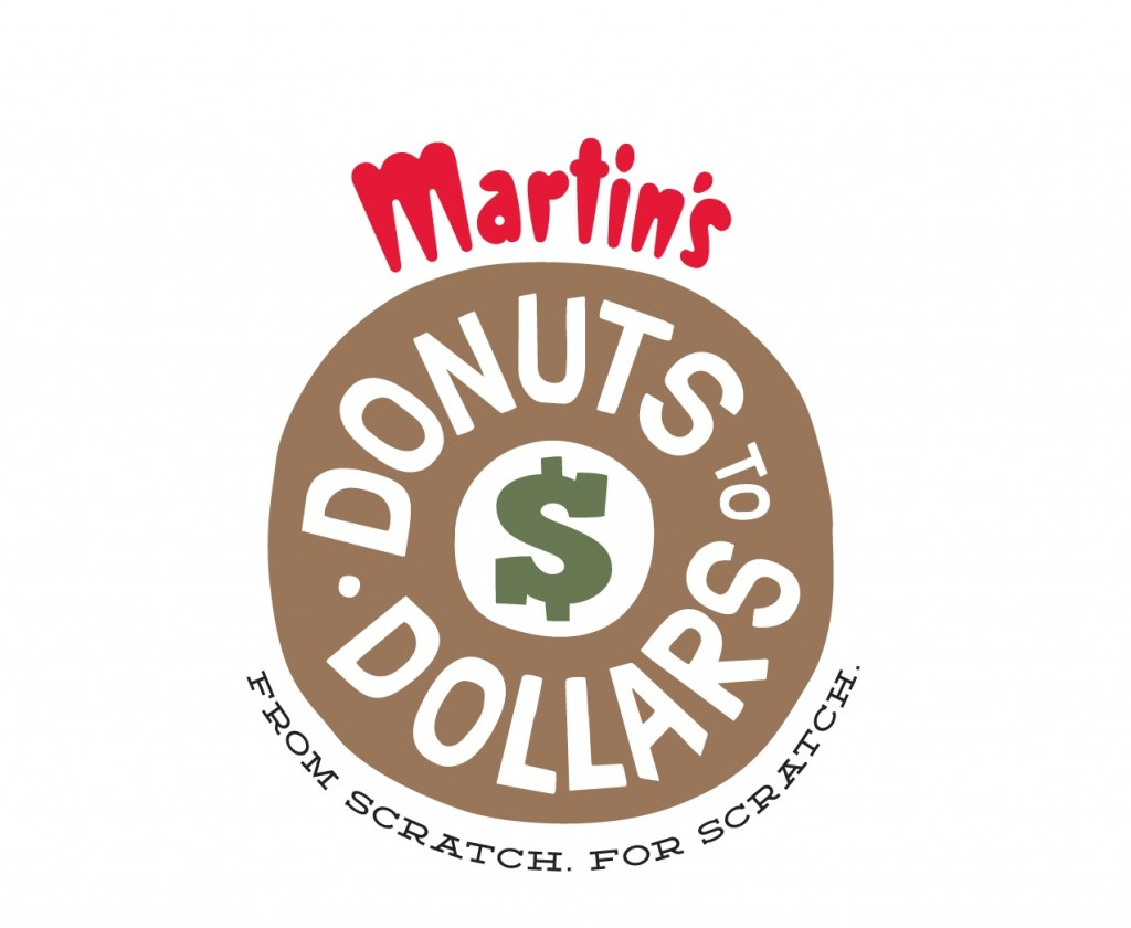Martin's Super Markets Donuts to Dollars Program