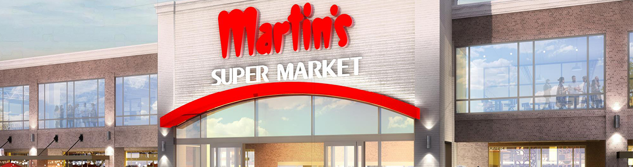 Grand Opening Schedule of Events at Martin's on Western Ave and Mayflower Rd